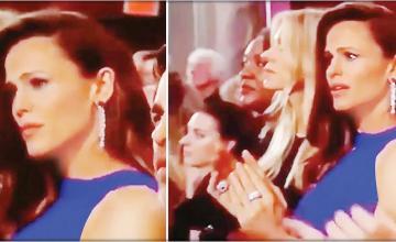 Oscars 2018: Jennifer Garner reaction shot goes viral