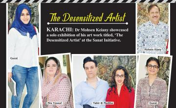 The Desensitized Artist