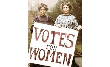WHAT YOU NEVER KNEW ABOUT THE SUFFRAGETTE MOVEMENT