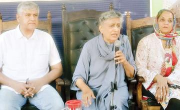 Yasmeen Lari – Saving the city's heritage