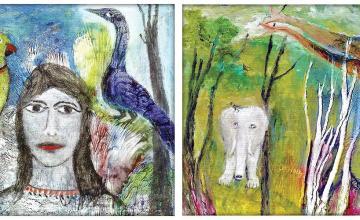 REMEMBERING A UNIQUE ARTIST: TASSADUQ SOHAIL