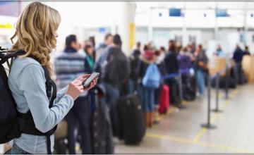 HASSLES OF TRAVEL IN THE 21ST CENTURY