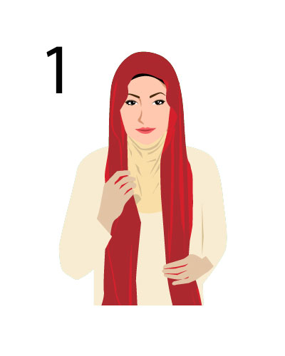 The simple Hijab | Style Watch - MAG THE WEEKLY