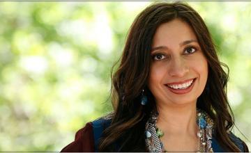 Shaila Abdullah - The Quintessential Author