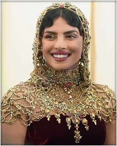 Priyanka Chopra in Ralph Lauren