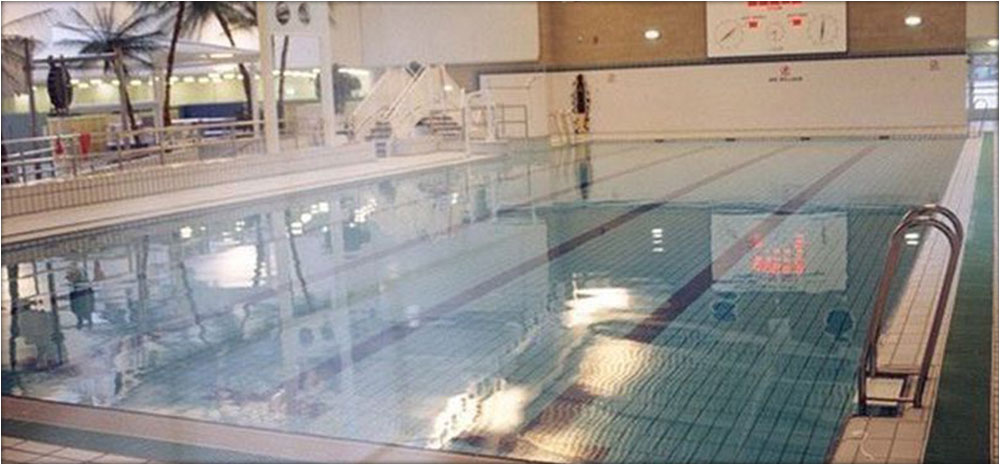 A swimming pool mysteriously disappeared   Mag Files - MAG ...