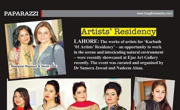 Artists' Residency