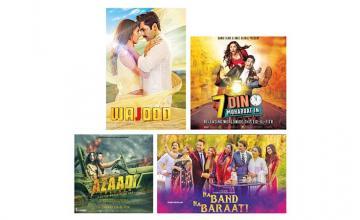 Eid Cinema 2018 - Bursting With Activity!