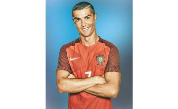 World's most charitable sports star – Cristiano Ronaldo