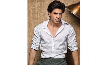 A FILM NEVER FINISHES; SRK