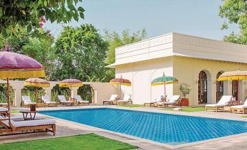 Oberoi Vanyavilas Rajasthan, India