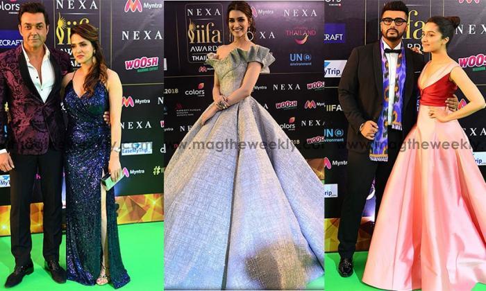 International Indian Film Academy Awards 2018