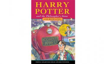Harry Potter and the Philosopher's Stone copy worth £56,000