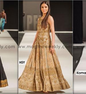 Pakistan Fashion Week London'18