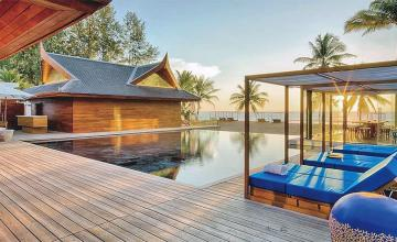Iniala Beach House Natai Beach, Phuket, Thailand