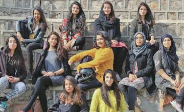 All-girl team from NUST competes at International Student Formula One Competition