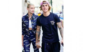 Bieber and Baldwin are officially engaged