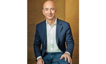 Jeff Bezos: Richest man ever