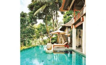 Wellness Spa at COMO Shambhala Estate, Bali, Indonesia