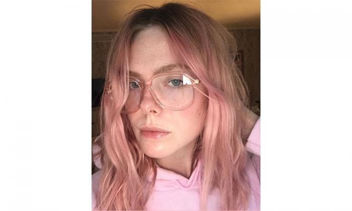 Pink Hair Trend
