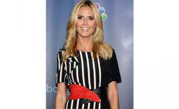 Heidi Klum brush off age gap concerns