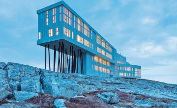 Fogo Island Inn – Newfoundland and Labrador, Canada