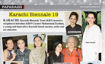 Karachi Biennale 19