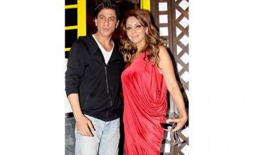 SRK-Gauri, a power couple as per Salman