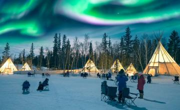 Sight to Behold Northern Lights