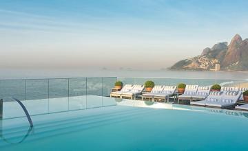 Hotel Fasano Rio de Janeiro, Brazil