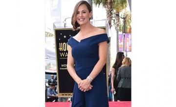 Jennifer Garner awarded her own star on Walk of Fame