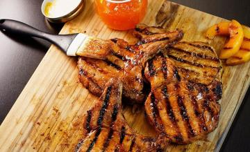 Brown Sugar Steak