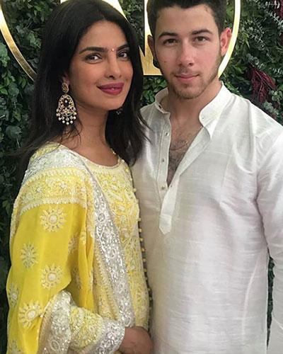 A Declaration Of Love Priyanka Chopra Nick Jonas