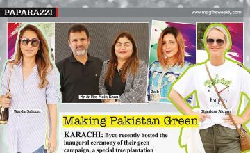 Making Pakistan Green