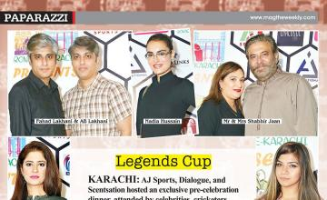 Legends Cup