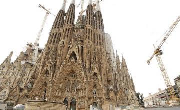 Barcelona's Sagrada Familia gets building permit 130 years late