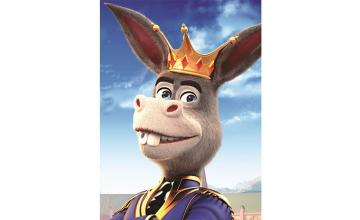Donkey King - Rambo Hits the Switch!