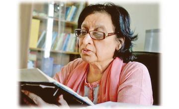 Remembering the zealous - Fahmida Riaz