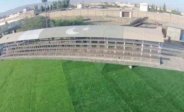 Pakistan's First ever artificial grass cricket stadium inaugurated in Balochistan, Chaman
