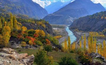 Hunza Nature's Masterpiece