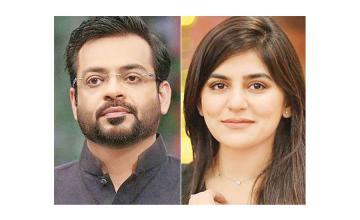 Aamir Liaquat behind Sanam Baloch's fall
