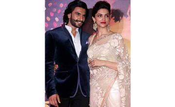 Ranveer extremely proud of Deepika