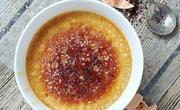 Coffee Crème Brûlée