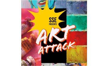 Hop On Hop Off Art Attack