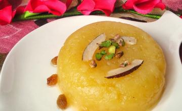 Aloo ka Halwa (Potato)
