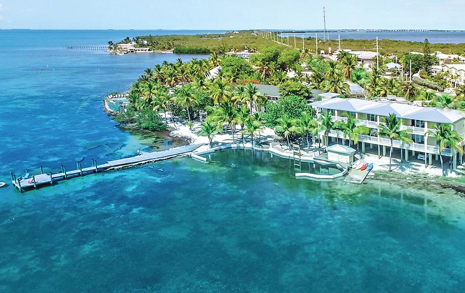 The Florida Keys, U. S