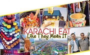 Karachi Eat Like They Mean It