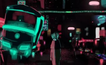 Short Pakistani film inspired by cyberpunk classics