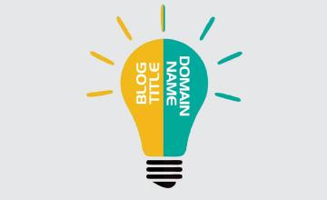 Difference Between a Blog Title and a Blog Domain Name