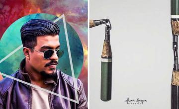 Gujranwala based miniature artist breaks world record
